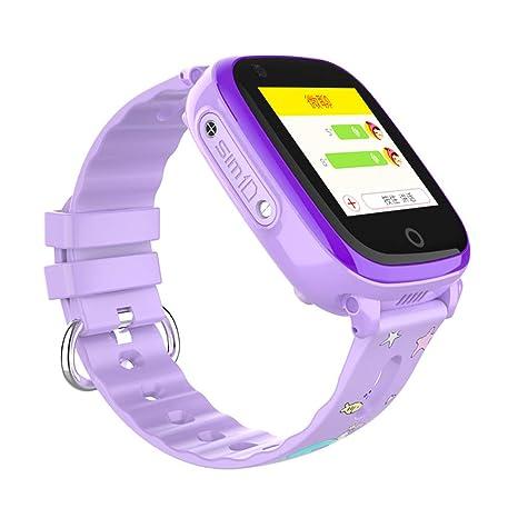 Amazon.com: Reloj inteligente para niños, impermeable ...