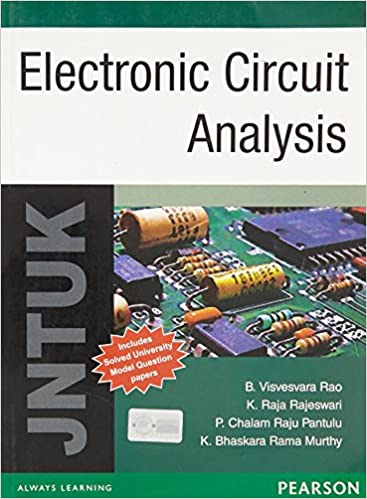 Buy Electronic Circuits Analysis for JNTU Book Online at Low Prices ...