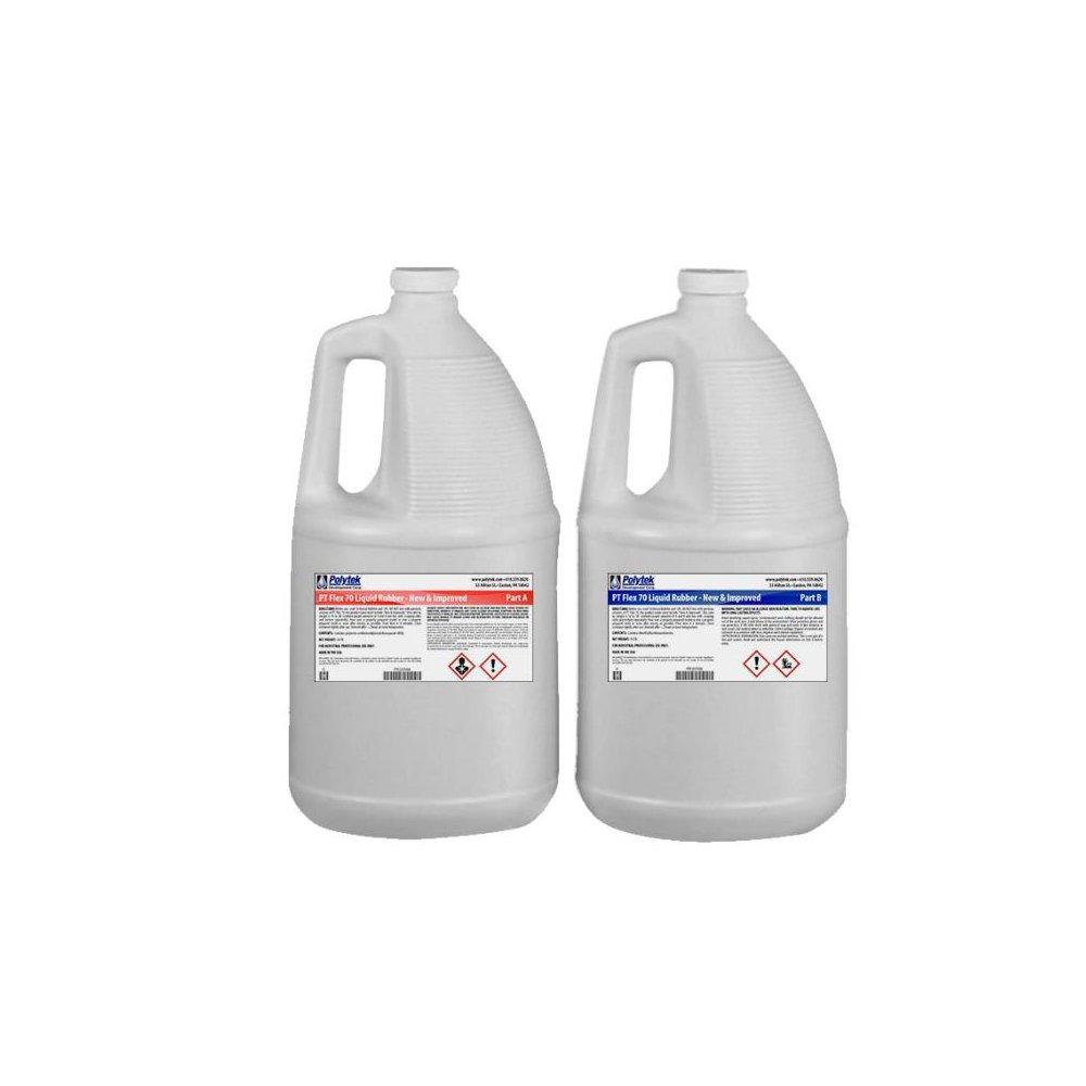 Polytek PT Flex 70 Liquid Rubber (16lb Kit)