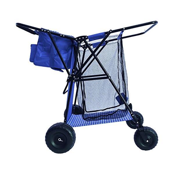 Sailmaker Beach Cart