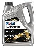 75w90 synthetic gear oil - Mobil Delvac Syn Gear 75W90, Gear Oil, 1g 112811