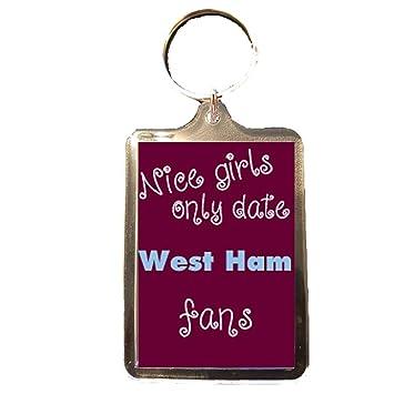 Amazon.com: West Ham United F.C – Niza las niñas sólo Fecha ...