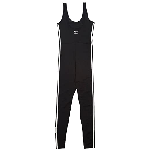 cd6929719502 Amazon.com  adidas Womens Adibreak Jumpsuit (M