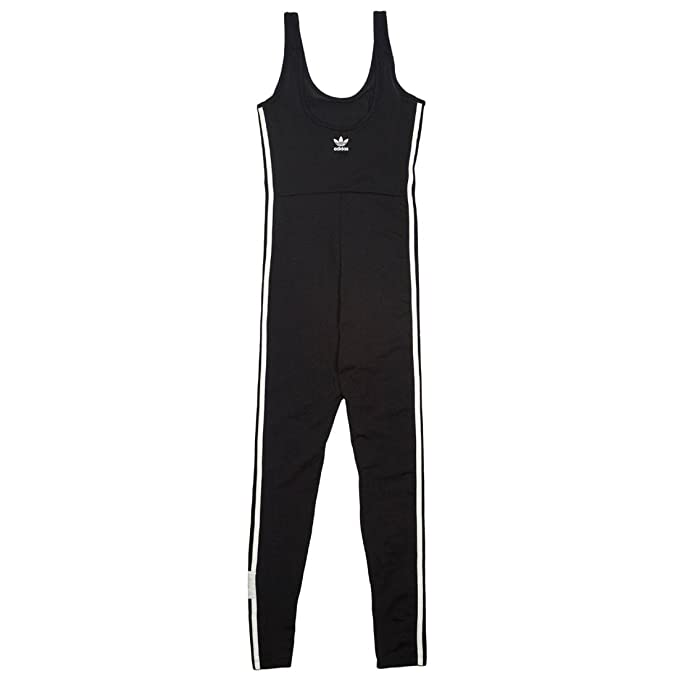 7628b681bd00 adidas Womens Adibreak Jumpsuit (2XS