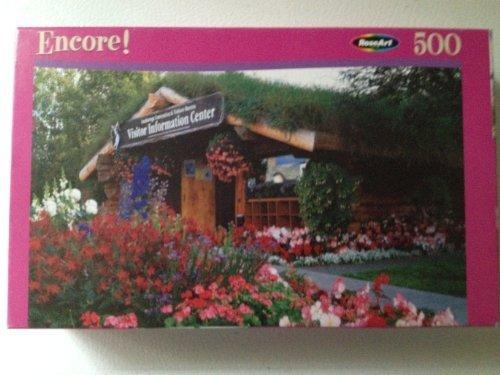 Encore   500 Puzzle Anchorage , Ak by pink Art