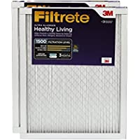 Filtrete MPR 1500 14 x 25 x 1 Healthy Living Ultra Allergen Reduction HVAC Air Filter, 2-Pack