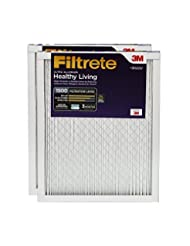 Filtrete Healthy Living Ultra Allergen Reduction AC Furnace A...