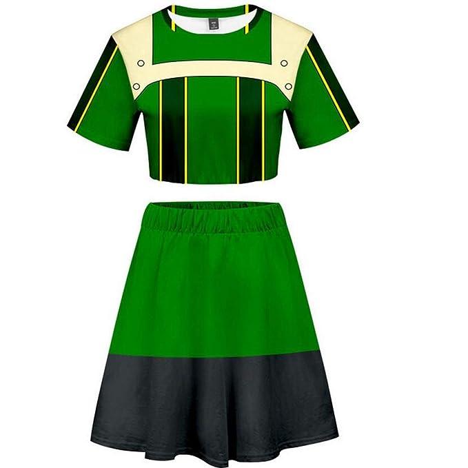 Amazon.com: Disfraz de Poetic Walk My Hero Academy, traje de ...