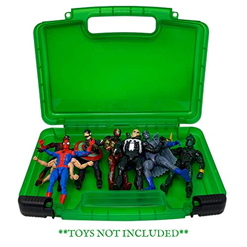 Life Made Better Toy Holder Carrying Case, Compatible with Marvel Legends 6