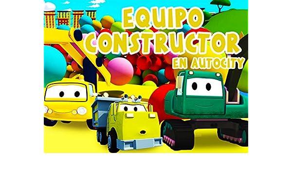 Amazon.com: Equipo Constructor en Auto City: Charles Courcier, Edouard Desmettre, Arthur Lener