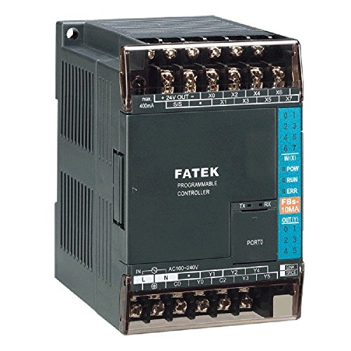 Fatek PLC Controller, FBs-10MAT2-AC (FBs-10MAT) by Unknown