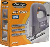 Chicago Power Tool 39611 Corded Jig Saw