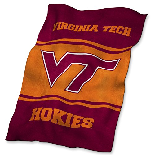 NCAA Virginia Tech Ultrasoft Blanket
