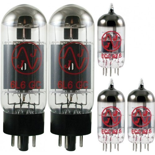 Tube Complement for Fender Hot Rod Deluxe/Hot Rod Deville