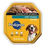 Pedigree Choice cuts Chicken Chunks in Gravy (Pack of 24), My Pet Supplies