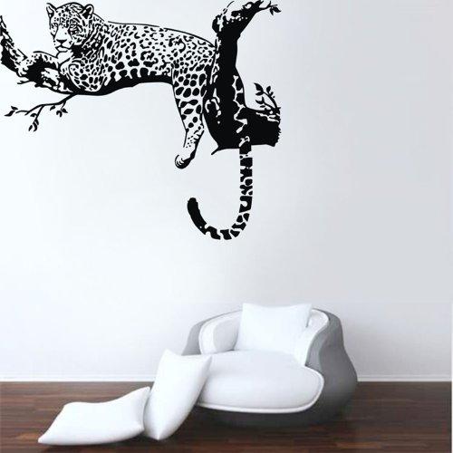 Leopards Cheetahs Sticker Stickers Direction
