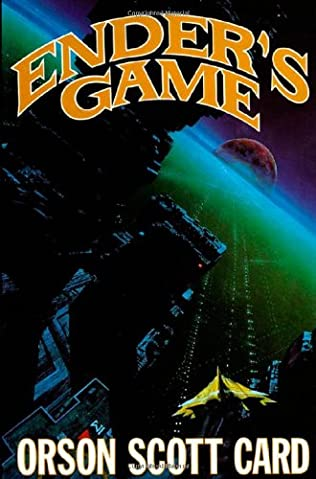 book cover of Ender\'s Game