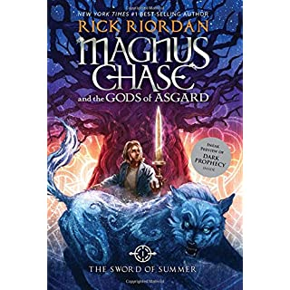 Magnus Chase and the Gods of Asgard Book 1 The Sword of Summer (Magnus Chase and the Gods of Asgard Book 1) (Magnus Chase and the Gods of Asgard (1))
