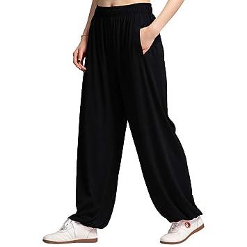 TAI CHI Pantalones Hombres Y Mujeres Deportes, Práctica Yoga ...