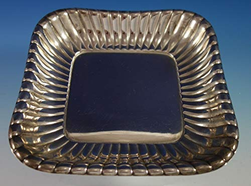 - Trajan by Reed & Barton Sterling Silver Vegetable Bowl Square #X301 (#2687)