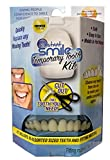 Instant Smile Temporary Tooth Kit - 3 Shades Included (Bright, Natural, Dark) - Does Not Stain and PATENTED!!