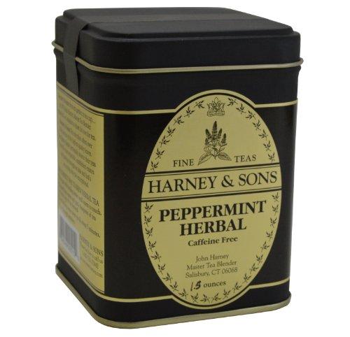 Harney Sons Peppermint Herbal Caffeine