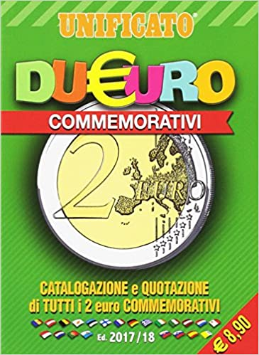 6054c8c4b5 Amazon.it: Due euro commemorativi 2017/18 - - Libri