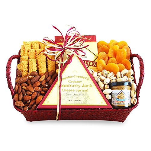 - California Delicious Savory Fruit and Nuts Gift