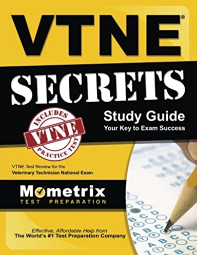 vtne secrets study guide vtne test review for the veterinary rh amazon com Nce Exam Study Guide Social Study Exam Grade 7 Example