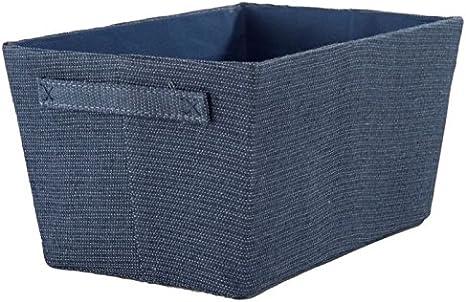 Compactor Home RAN6515 Rio Panier Papier Tress/é Bleu Lavande