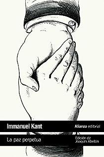 La paz perpetua par Kant