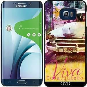Funda para Samsung Galaxy S6 Edge Plus - Viva Cuba by Andrea Haase