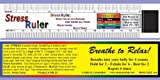 Stress Ruler Mood Ruler - MC27 heavy cardstock 100