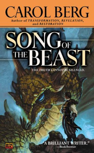 book cover of Song of the Beast