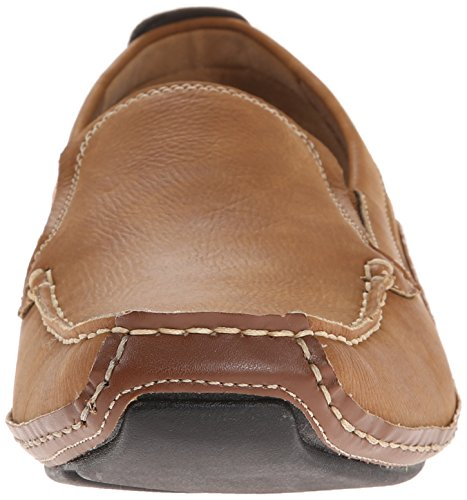 Rapport Heren Isaacc Slip-on Loafer Tan