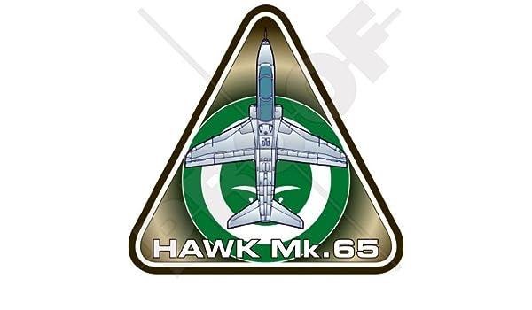 HAWK 65 SAUDI ARABIA AirForce RSAF Hawker Siddeley BAe Systems Arabian Sticker