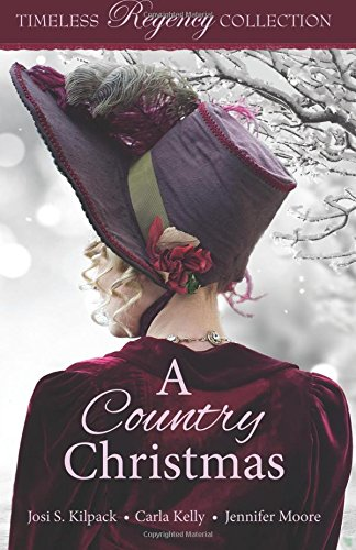 A Country Christmas (Timeless Regency Collection) (Volume 5) -