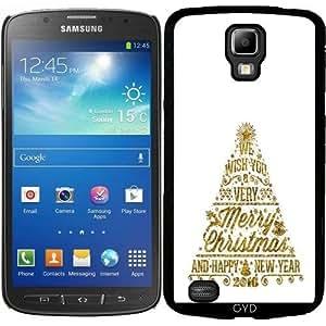 Funda para Samsung Galaxy S4 Active i9295 - Feliz Navidad by UtArt