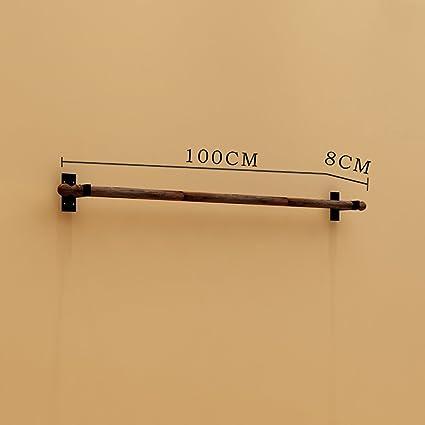 GJM Shop perchero de pared / de pie --- --- Madera de pino ...