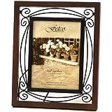 Fetco Home Decor F846557 Collington Frame, Tuscan Bronze