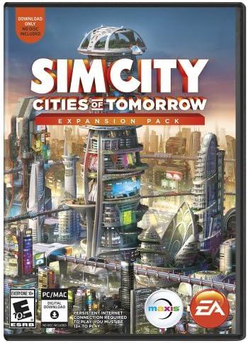 Amazon com: SimCity Cities of Tomorrow: PC: Video Games