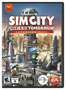 SimCity: Cities of Tomorrow (Mac) [Online Game Code]