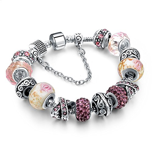pandora-bracelet-925-sterling-silver-83-inch-21-cm-heart-clasp-bracelet-with-original-box-and-2-char