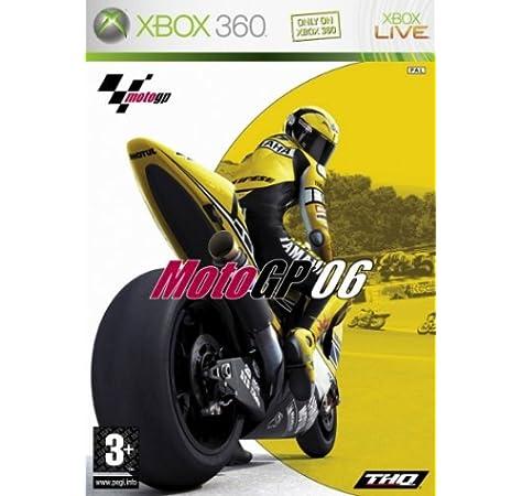 THQ Moto GP 06, Xbox 360 - Juego (Xbox 360): Amazon.es: Videojuegos