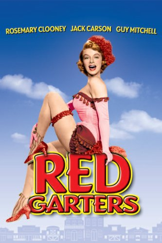 RED GARTERS by