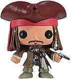 Funko - Pdf00003911 - Figurine Cinéma - Pop - Disney - Jack Sparrow