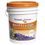 Instant Ocean Reef Crystal Sea Salt Marine Mix, 160-Gallon