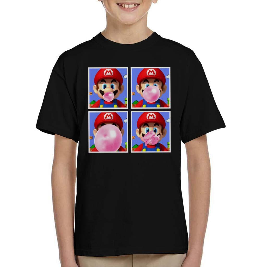 Manga Corta para ni/ño Cloud City 7 Camiseta de Manga Corta
