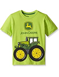 Little Boys' Big Tractor Tee