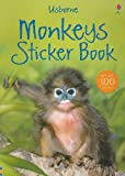 Monkeys Sticker Book, Laura Howell, 0794530044